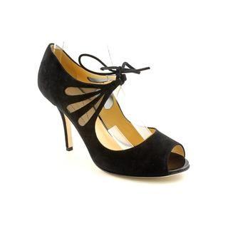 Kate Spade Womens Cybil Regular Suede Dress Shoes (Size 8