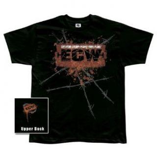 WWE   ECW Razorblade T Shirt   Small Clothing