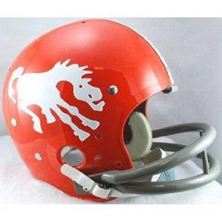 Denver Broncos 1962 1965 Riddell NFL TK 2 Bar Suspension