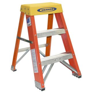 Werner Ladder 2 foot Step Stool