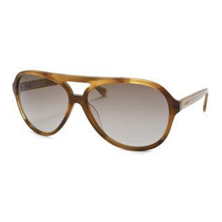 Lucky Brand Womens Audio Aviator Sunglasses
