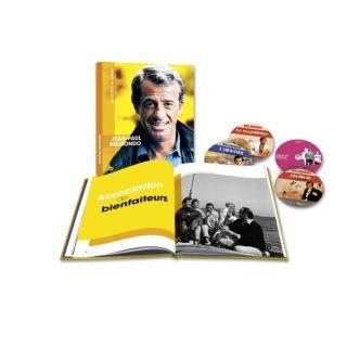 Coffret Jean Paul Belmondo en DVD FILM pas cher