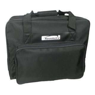 Kenmore Black Sewing Machine Tote Bag (Refurbished)