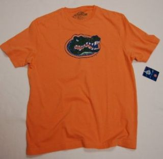 Florida Gators Retro Vintage Logo T Shirt By Red Jacket
