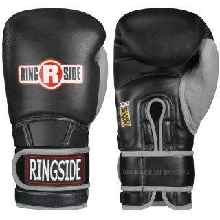 Ringside Gel Shock Safety Sparring Boxing Gloves Sports