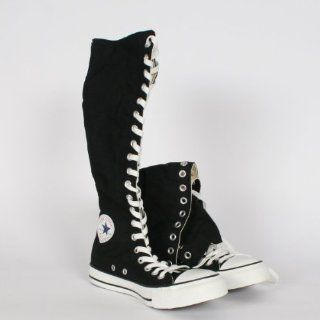 knee high converse: Shoes