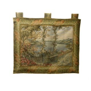 Lake Como Cotton Wall Tapestry (34 x 44)