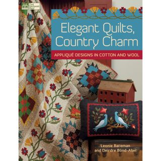 That Patchwork Place Elegant Quilts, Country Charm Today: $22.99