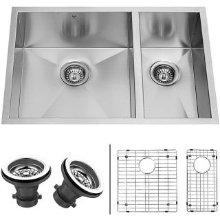 Vigo 29 inch Undermount Stainless Steel Kitchen Sink