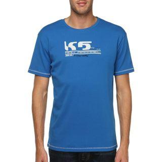 GOLDSMITH T Shirt Homme Bleu royal Bleu royal   Achat / Vente T SHIRT
