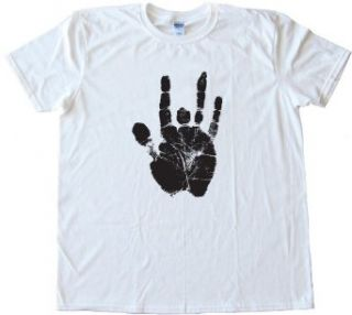 Jerry Garcia Hand Tee Shirt Gildan Softstyle Clothing
