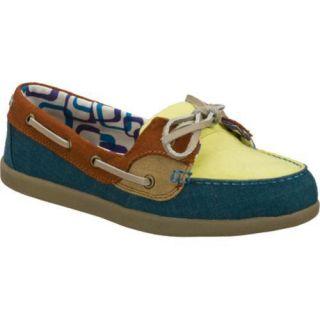 Womens Skechers BOBS World Nourish Brown/Blue