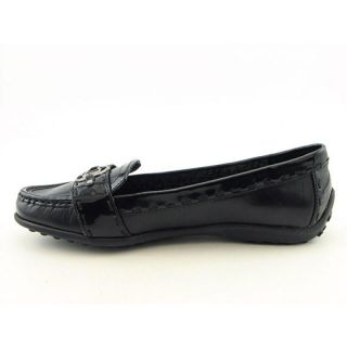 Etienne Aigner Womens Sister Black Flats & Oxfords