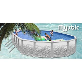 Mystic Above Ground Swimming Pool (33 x 18)