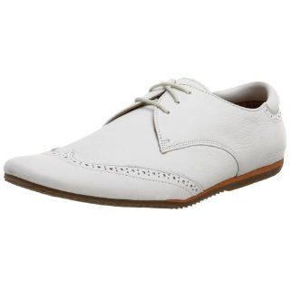 Ben Sherman Mens Vacation Comfort Oxford,White,11 M US Shoes