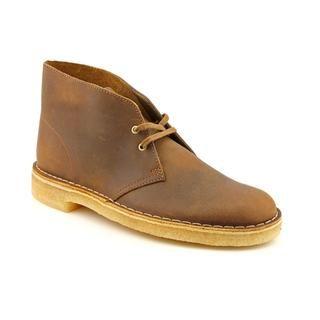 Clarks Originals Mens Desert Boot Leather Boots
