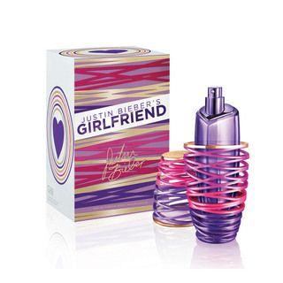 Justin Bieber Girlfriend Womens 3.4 ounce Eau de Parfum Spray