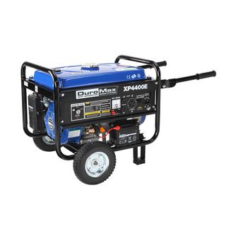 DuroMax 4400 watt 7HP Electric Start Generator