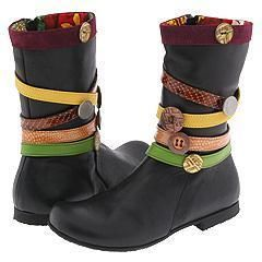 Miss Sixty Kids Diamond Boot (Toddler/Youth) Black