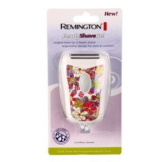 Remington Compact Battery Operated Shaver