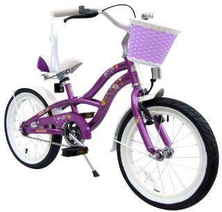 bike*star 40.6cm (16 Inch) Kids Children Girls Bike