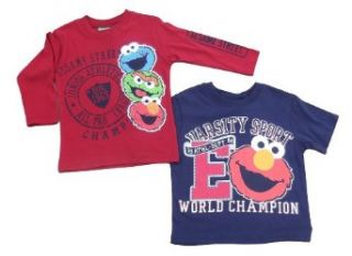 Sesame Street 2pc Shirts Size 3T Clothing