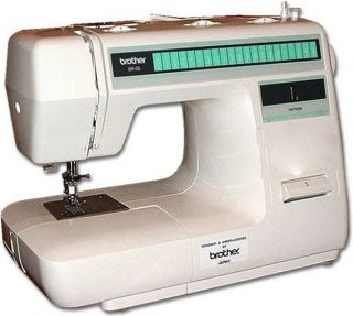 Brother XR 35 35 stitch 1 step Buttonhole Sewing Machine