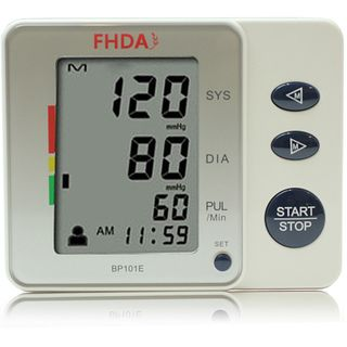 FHDA Automatic Upper arm Blood Pressure Monitor