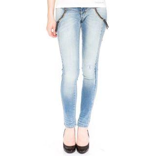 Jeans MISS SIXTY Zip Shot N84 Bleu   Achat / Vente JEANS Jeans MISS
