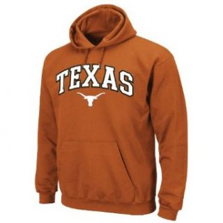 NCAA Mens Texas Longhorns Huddle Up Pullover Hood With