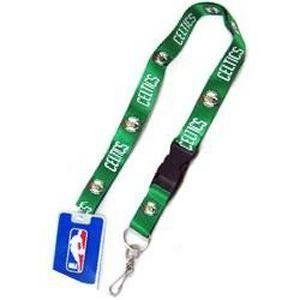 Boston Celtics NBA Lanyard With Detachable Key Chain