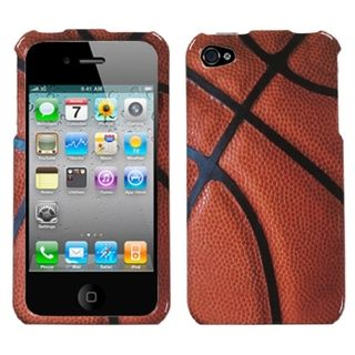 MYBAT Basketball   Sports Collection Case for Apple iPhone 4/ 4S