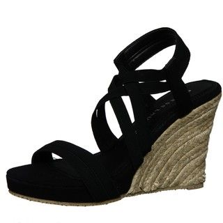Chinese Laundry Womens De Lux Jute Wedges