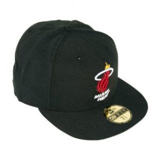 New Era Us Licenced 59Fifty Seasonal Basic Nba Miami Heat