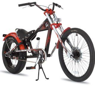 Schwinn OCC Stingray Boys Three Speed Chopper Bicycle