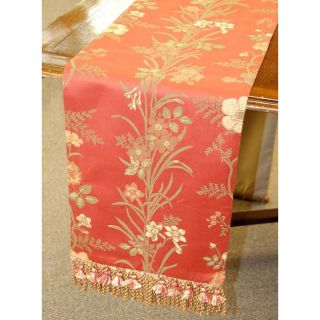 Italian Floral 86 inch Table Runner