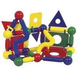 Magneatos Jumbo 89 Piece Master Builder Set