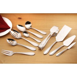 Reed & Barton Royal Braid 94 piece Stainless Steel Flatware Set