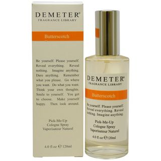 Demeter ButterScotch Womens 4 ounce Cologne Spray