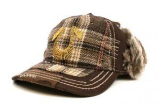 True Religion Coil Trapper Cap Ear Flap Hat TR1168 Brand