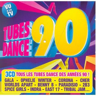 TUBES DANCE 90   Compilation   Achat CD COMPILATION pas cher