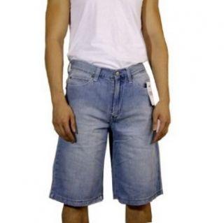Enyce Mens Premium & Stylish Blue Jean Shorts (Size 32