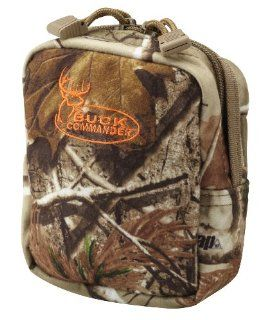 Buck Commander Rangefinder Pouch: Sports & Outdoors