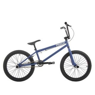 Preco PR5 20 inch Blue/ Blackout BMX Bike