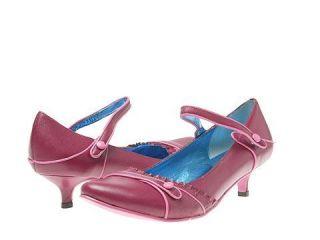 London 2654 26 Fuschia/Pink Leather(Size 37 (US 6) M)