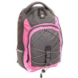 Wenger Swiss Gear Mars Pink 16 inch Laptop Computer Backpack