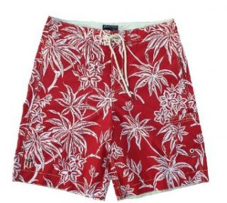 Ralph Lauren Polo Mens Swim Trunks Board Shorts, Small