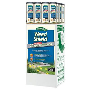 20 year Weed Shield Landscape Fabric (3? x 100?)