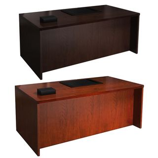 Mayline Mira Series 66 inch Desk Shell