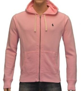 Polo Ralph Lauren Mens Hoodie Sweatshirt Pink XL